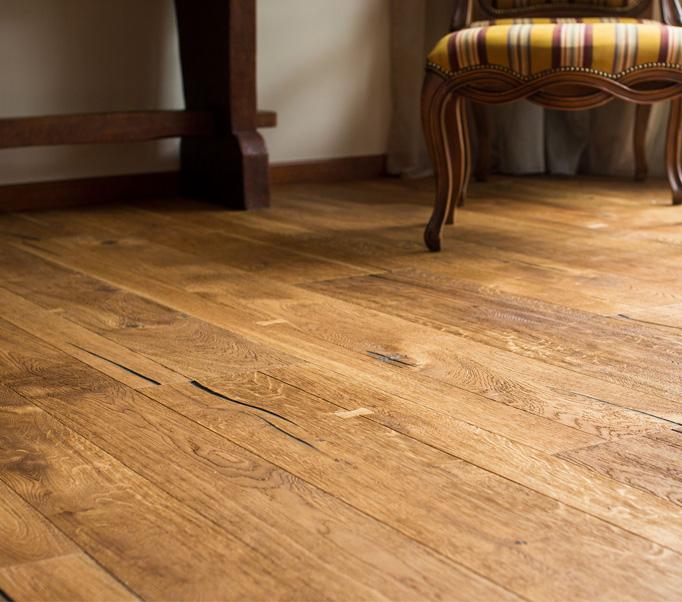 Balmoral Hardwood Flooring